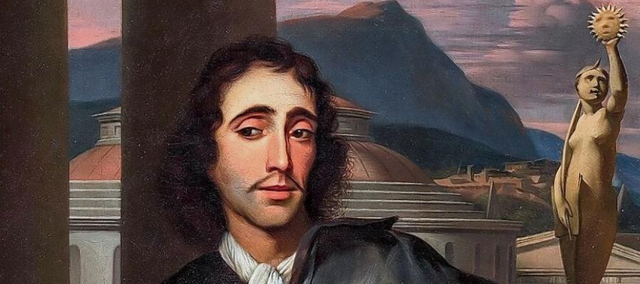 Spinoza | Philosophy Talk